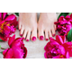 BB Spa Pedicure with Fresh Fruit and Flower Petals, $42 at B B Nail Spa, 731 Pleasant Grove Boulevard, Suite 160, Roseville, 916-771-5566