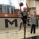 Senior Breana Moeai goes for a layup during practice on Jan. 16. Moeai was the team's leading scorer through 11 games with nine per game. (Travis Barton/City Journals)