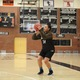 Junior Sini Fifita shoots during a drill at practice on Jan. 16. Fifita has struggled with a knee injury, but has returned to form at the turn of the year. (Travis Barton/City Journals)