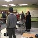 Jamilya Hankishiyeva teaches her students about the Chinese dynasties on Jan. 11 at the Utah International Charter School. (Travis Barton/City Journals)