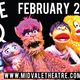 """""""Avenue Q"""" is playing at the Midvale Main Street Theatre, 7711 S. Main Street, from Feb. 2-18. (Midvale Main Street Theatre)"""