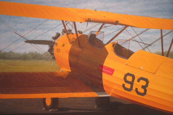'Yellow Peril' by Steven White.