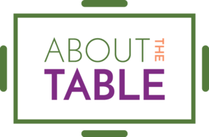 Medium about the table logo