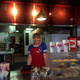 Kaylie Hutchings, a Sodalicious employee, was working the day of the fundraiser. (Mylinda LeGrande/City Journals)