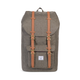 "Herschel Supply Co. ""Little America"" Backpack, $99.99 at The Bag King, 230 Palladio Parkway, Suite 121, Folsom. 916-923-9530, bagking.com Straps are made of synthetic leather"