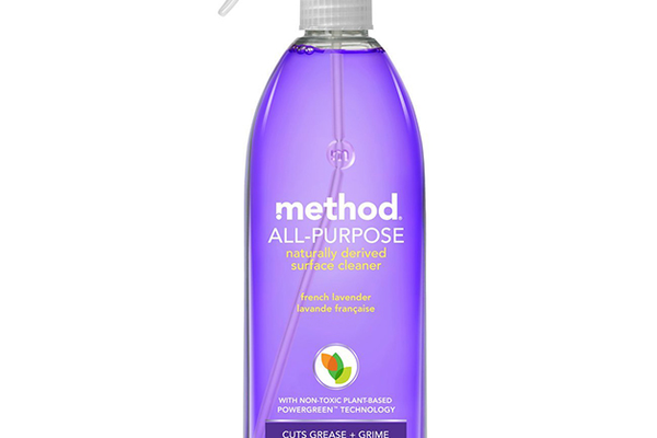 Method All-Purpose Cleaner, $2.99 at Target, 430 Blue Ravine Road, Folsom. 916-984-9131, target.com Non-toxic and made from naturally derived, biodegradable ingredients; bottle made from recycled plastic