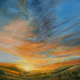 Sierra Foothills Sunset