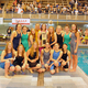 Skyline High School girls swim team won their sixth consecutive state championship on Feb. 11. (George Karahalios/GP Photography)