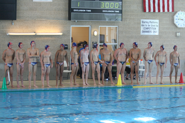 The 2016 boys state championship was the second state championship win in a row for the Bengal water polo boys team. (Lyse Durrant/Bengal Water Polo)