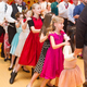 """Fathers and daughters line dance at Riverton's eighth annual """"Just You and I"""" event. (Kevin Willett/Riverton City)"""