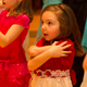 "Girls from the Riverton community received dance instruction at the city's eighth annual ""Just You and I"" father-daughter date and dance. (Kevin Willett/Riverton City)"
