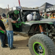 Matt Murphy from West Jordan finished the King of Hammers off-road race in 9 hours and 41 minutes. (Louie Herold/Murf Dog Racing)