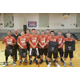 In the Boys Senior League, the Dunkin' Donuts team triumphed over the Goddard Team 64 to 35 to win the championship.  Coach Newcombe's team had a great season, as did all the teams in this very competitive league.