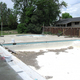 This more than 50-year-old pool is gone, making room for a Taylorsville neighborhood park. (Taylorsville City)