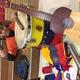 Twin Peaks sixth-grader Abraham Villalobos beats on the Venezuelan drum during the school's annual cultural night. (Julie Slama/City Journals)