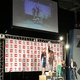 Nathaniel Coleman on the podium after winning USA Climbing's Bouldering Open National Championship at the Salt Palace Convention Center. (Jon Vickers/Momentum Indoor Climbing)
