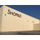 Preliminary ideas on replacing the closed Shopko building includes opening a roadway to Stringham Avenue and potential office buildings. (Natalie Mollinet/City Journals)