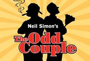 Medium the odd couple main