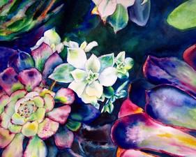 Medium watercolor