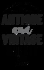 Medium antique fair logo