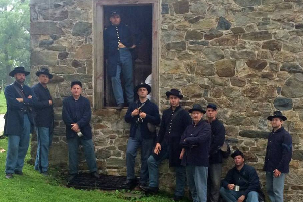 Civil War re-enactors have presented programs detailing the life of soldiers during that conflict. This year the Civil War Living History program is set for Sept. 9.