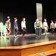 The cast perform teacher Amy Hatch's favorite part, the tap number. (Travis Barton/City Journals)