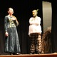 "Adelaide Muir and Hyrum Despain play Fiona and Shrek in ""Shrek the Musical Jr."" at Hunter Jr. High. (Travis Barton/City Journals)"