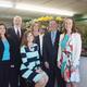 Pittsburgh North Regional Chamber staff Heather Schwartzbauer, Alan Davidson, Patty Bittle, Jim Boltz, Amy VanAtta and Kristina Hall.