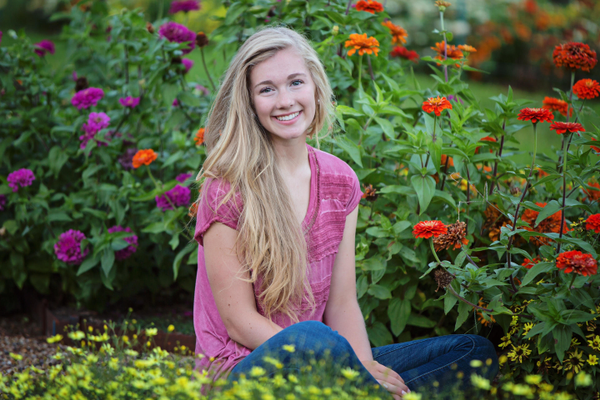 Pine-Richland High School Senior Savannah Null