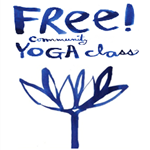 Free 20community 20yoga 20class 20with 20flower 150x150 thumb