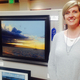 """Jenettte Purcell won first place for adult categories, with painting """"Lana'i Sunset."""" (Mylinda LeGrande/City Journals)"""