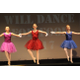 Three teen dancers perform their trio routine at the Will Dance for Food Competition at Taylorsville High School on March 3. (Tori La Rue/City Journals)