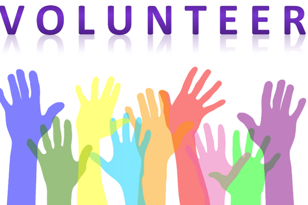 Volunteer poster. (Pixabay)