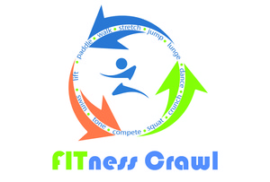 Medium fitness 20crawl