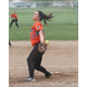 Murray High School softball standout Ali Jennings delivers a strike. (Glossy Sports Photos)
