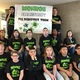 Monroe Elementary robotics team was one of six teams who qualified for the state competition at Granger High School. (Melissa Trujillo/Monroe Elementary School)