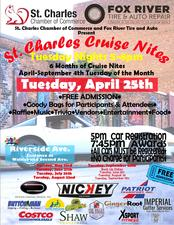 Medium cruise 20nites 20april