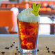 The Peepin' Cold Brew cocktail bounces into Del Frisco's Grille this Easter!