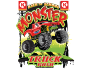 Circle K Back-to-School Monster Truck Bash - start Aug 19 2017 0600PM