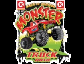 Circle K Back-to-School Monster Truck Bash - start Aug 19 2017 0600PM
