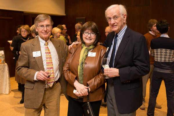 Ray Kukulski, JanElaine Smith, and Don Dement