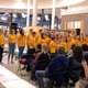 """Cast members of the Sandy Arts Guild youth theater production of the """"The Lion King Jr."""" performed a teaser of """"I Just Can't Wait to be King"""". (Keyra Kristoffersen/City Journals)"""