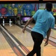 Tyler Pullman tries to make a 7-10 split while practicing at Fat Cats. (Travis Barton/City Journals)