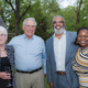 Bobbi Harris, Jerry Harris, Theodore Newkirk, and Lonna Newkirk