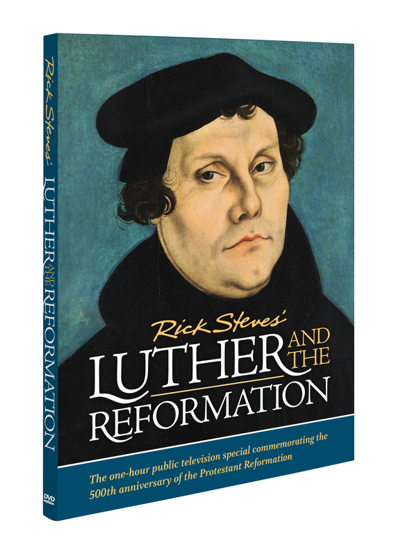 Luther dvd 3d