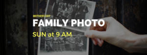 Free Family Photo - start May 14 2017 0900AM