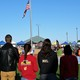 Maple Grove Senior High Crimson Harmony at the Maple Grove Lions Half Marathon, 5K  2017  (Photo by Wendy Erlien / Maple Grove Voice)