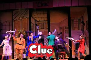 Clue The Musical - start May 18 2017 0530PM