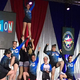 The special athletes cheer team at Forever Cheer competes in national and state championships. (Ulbby Dyson/Forever Cheer)