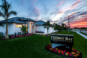 Coconut Bay clients want much more than a cookie-cutter house builder Matt Krupka says Photo courtesy of Coconut Bay Construction